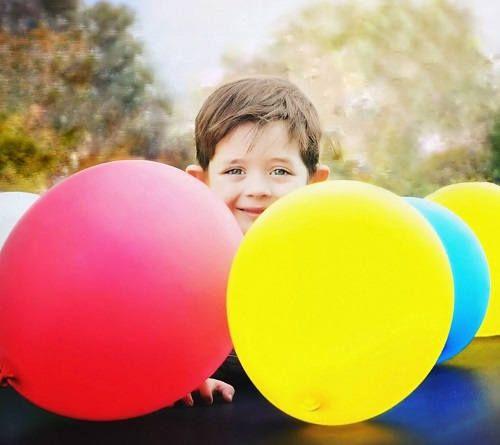 Конкурс с шариками