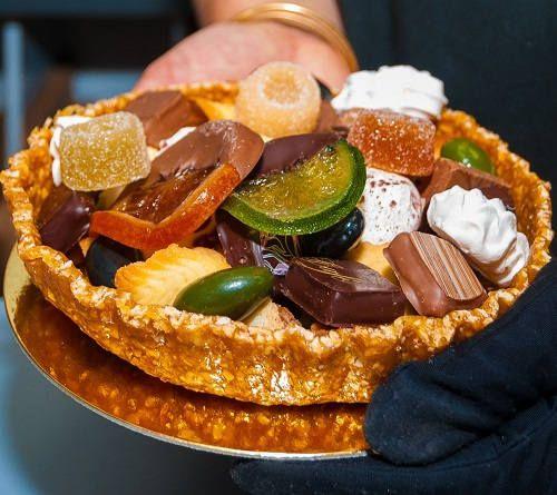 шоколад конфеты полуфабрикаты