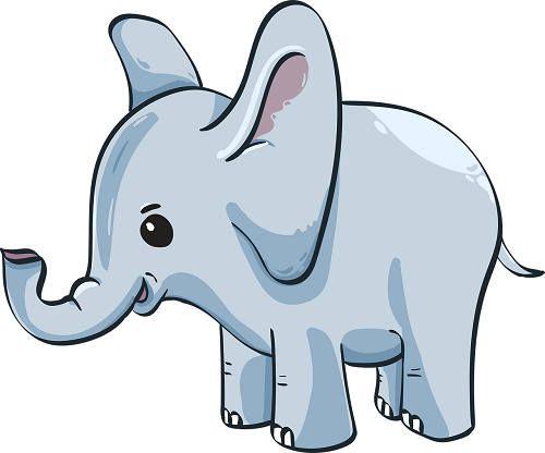 Конкурс нарисуй слона