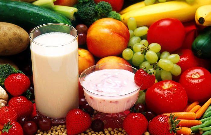Продукты для вегетарианца