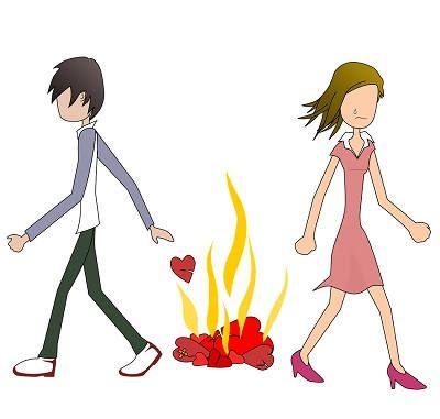 Проблемный союз пары
