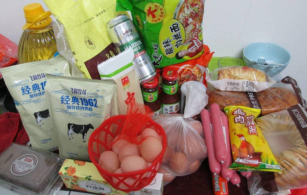 Набор продуктов