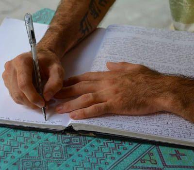 Написать план
