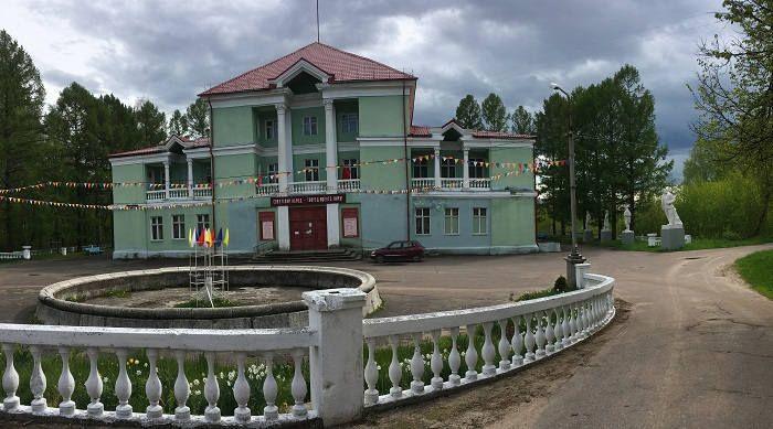 Музей поселок ГЭС