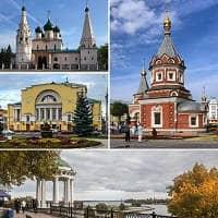 Значимые места Ярославля