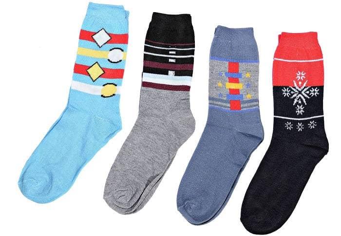 Виды классических носок