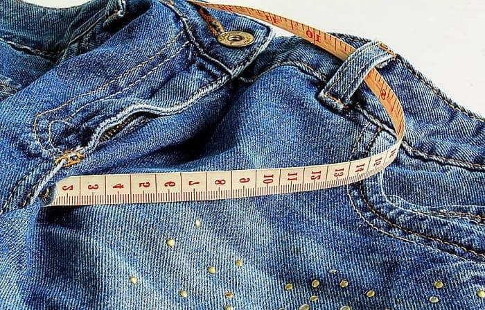 Измеряем джинсы