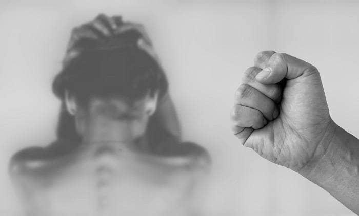 Принуждение к действию сексуального характера