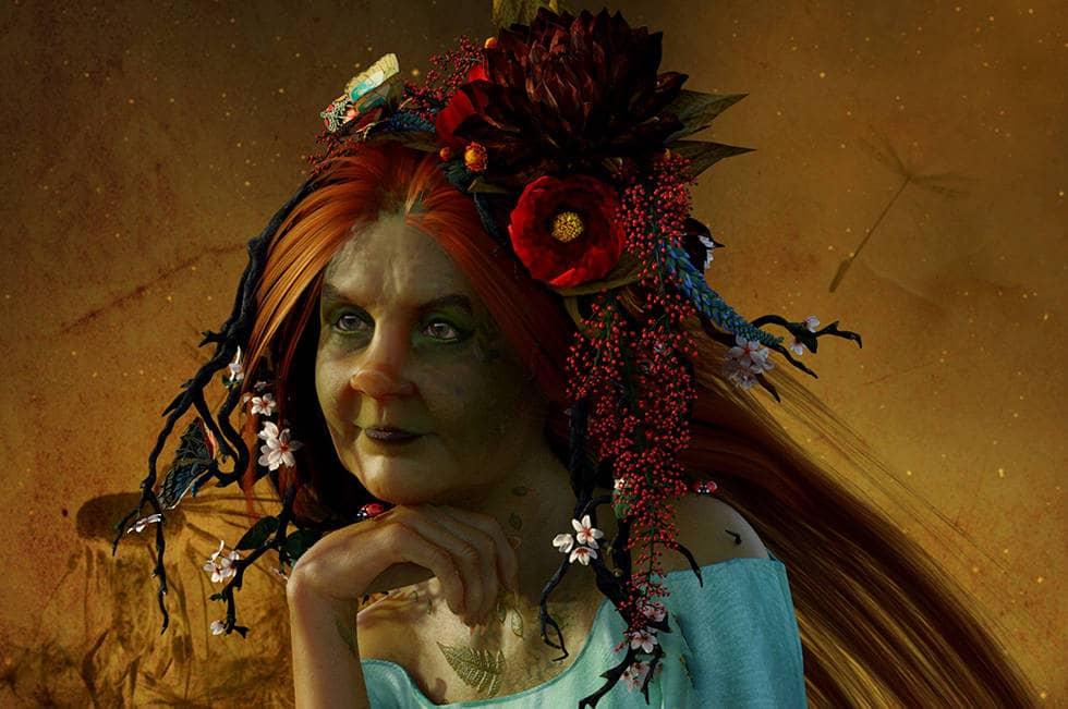 Признаки ведьмы по внешности