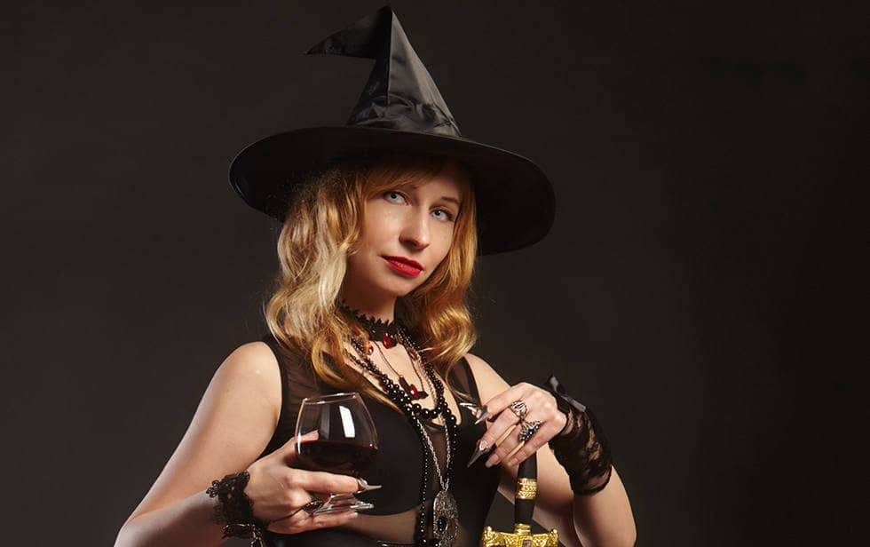 Характер ведьмы