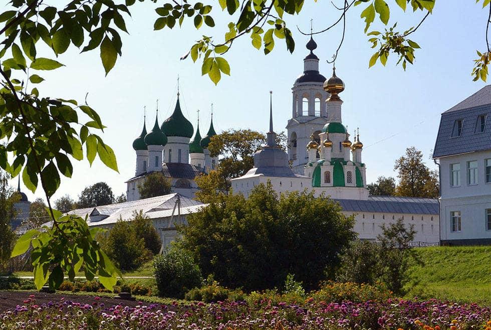 Толгский монастырь Ярославль