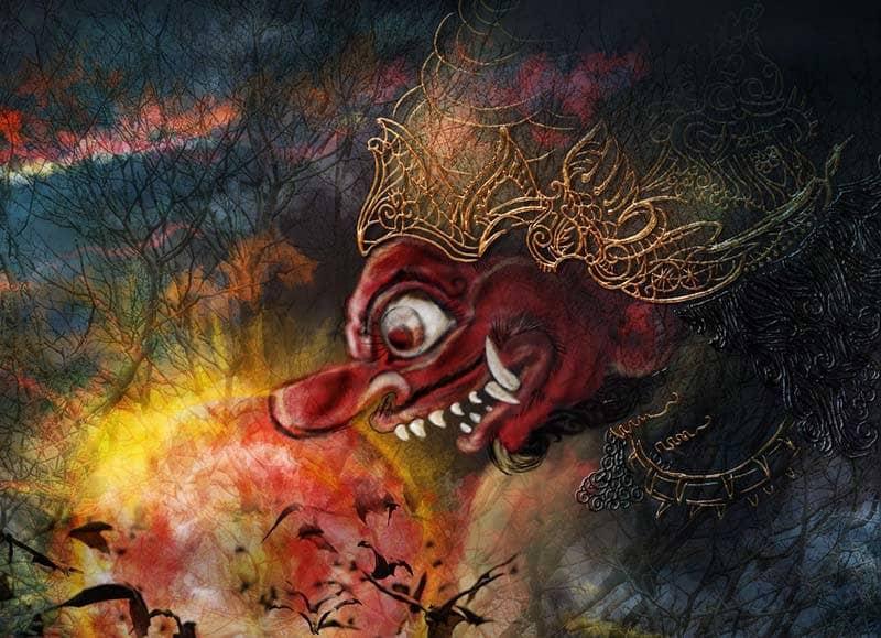 Внушение демоном