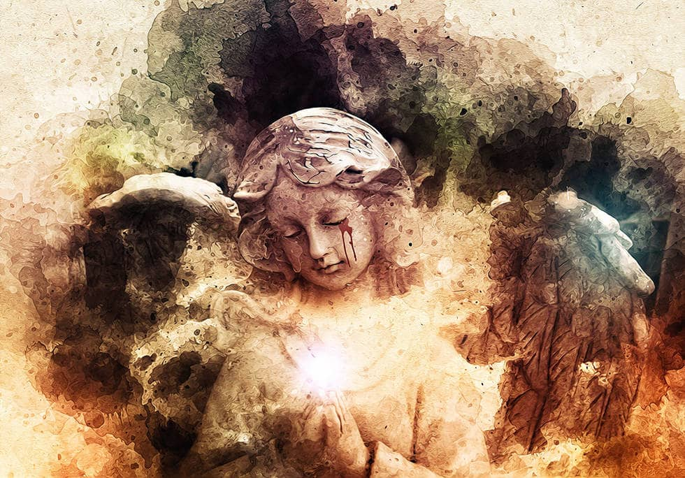 Страдающий ангел