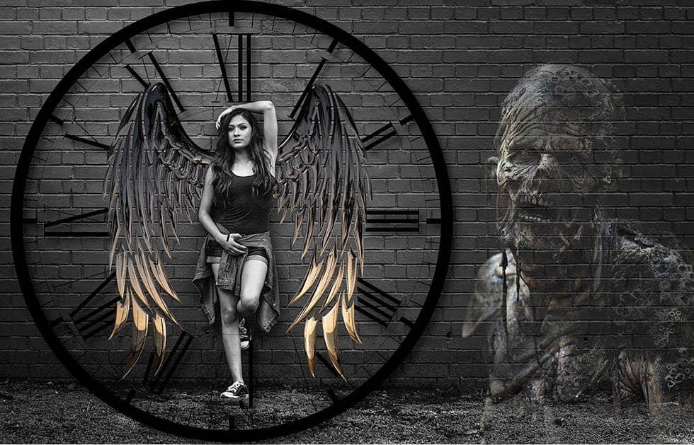 Время для падших ангелов