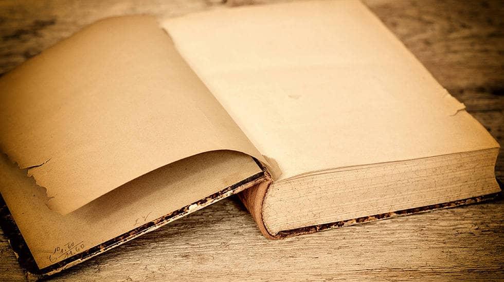 Создаем гримуар из книги