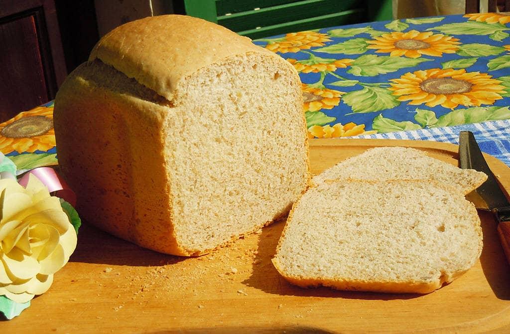 Свой хлеб из хлебопечки