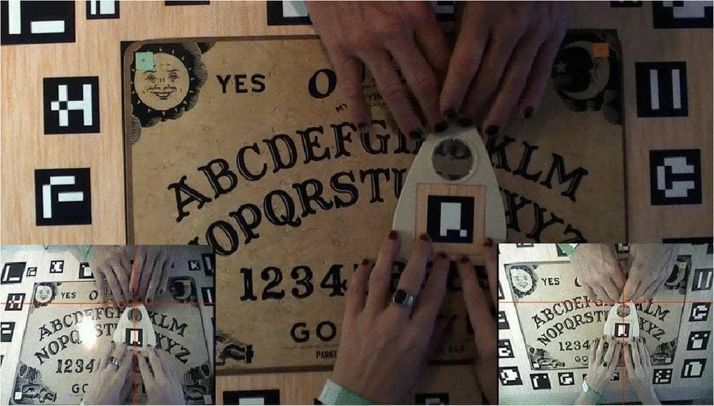 Доска Уджи для сеанса спиритизма