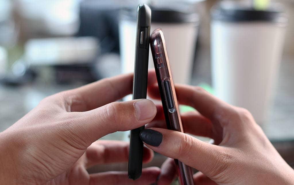 Покупка и сравнение смартфона
