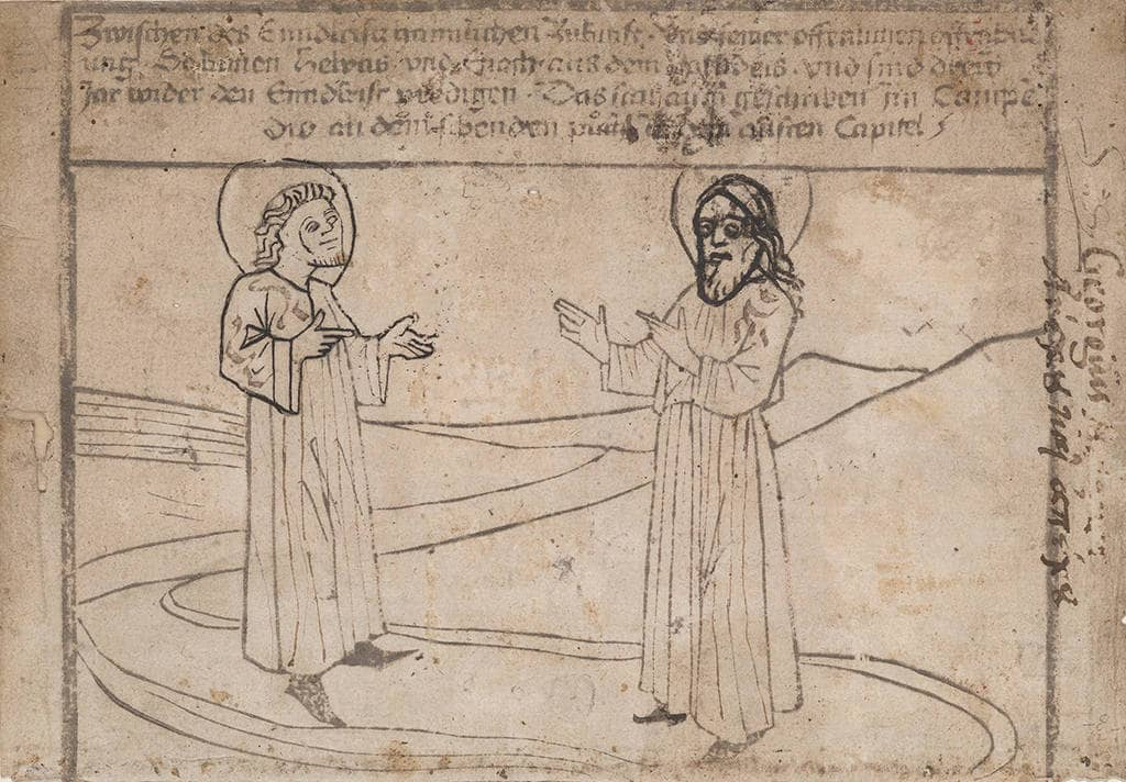 Страница книги Еноха