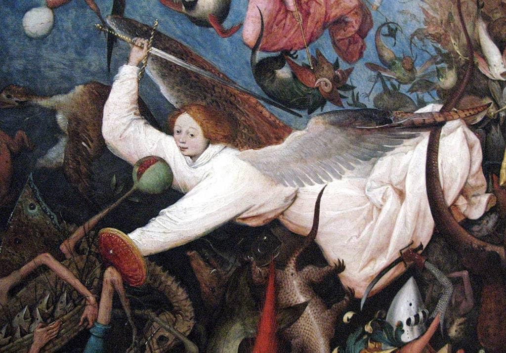 Падшие ангелы